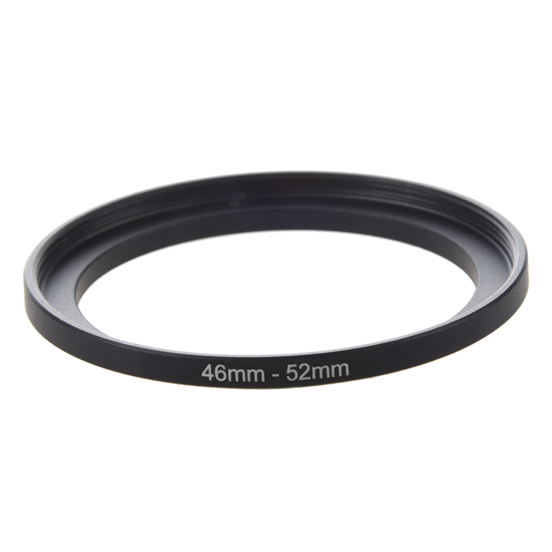 Kamera Tamiri için 46mm 52mm Metal Step Up Filtre Halka Adaptörü